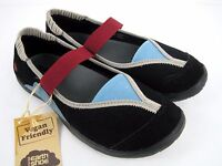 KALSO Earth Intrigue Too Women's Black Mary Jane Slide Shoes Size 5.5 B NEW