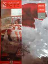 Christmas duvet set king size
