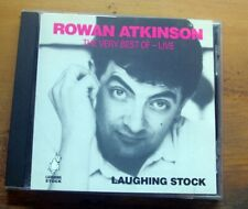 ROWAN ATKINSON..THE VERY BEST OF- LIVE. (Laughing Stock label)
