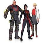 Batman Arkham Origins Figure 6 - 7 Inch Loose Harley Lady Shiva Electrocutioner