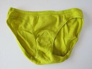 1 Victoria's Secret VINTAGE 100% Cotton Thin-Signature Bikini Panties SMALL