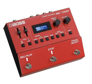 BOSS RC500 Loop Station ( perfect condition )
