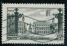 TIMBRE FRANCE OBLITERE N° 778 PLACE STANISLAS A NANCY