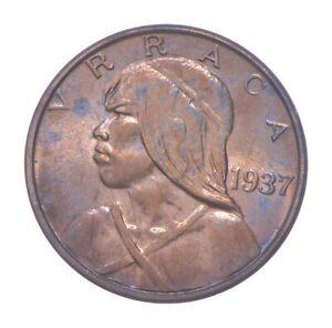 Better - 1937 Panama 1 Centesimo *549
