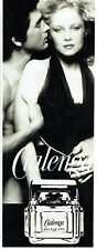 Publicité Advertising 028  1978    parfum Cialenga  par Balenciaga
