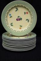"""11 Pc. Set of Victoria Beale SAVANNAH 9060 Porcelain Salad Plates; 7 3/4"""""""