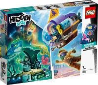 70433 LEGO Hidden Side J.B.'s Submarine Playset 224 Pieces Age 7 Years+