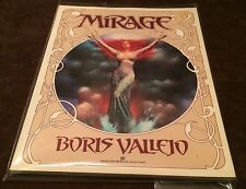 Mirage By Boris Vallejo
