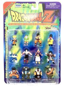 VTG - DRAGONBALL Z Mini Figures Series 5 - 8 by Irwin Toys - 2000