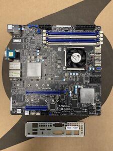 ASRock Rack OCT-D1541D4U - Intel Xeon-D 1541 8 Cores - 10GbE - LSI RAID