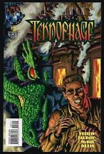Teknophage US Tekno COMIC vol.1 # 3/'95