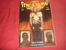 THE CROW : WILD JUSTICE #2 - Kitchen Sink Comic J O'Barr NM