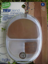 COVERGIRL TRUBLEND MINERAL PRESSED FOUNDATION LIQUID COVERAGE, #5 TAWNY
