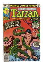 TARZAN #9 (Feb 1978, Marvel) VG- Very Good