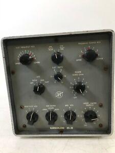 Hammarlund HC-10 SSB/CW IF Converter
