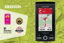 Sigma ROX 12.0 GPS Fahrrad-Navigationsgerät Farbdisplay ANT WiFi 2.Wahl