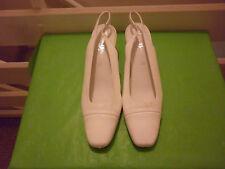 ladies wedding shoes. us 12W, uk 10
