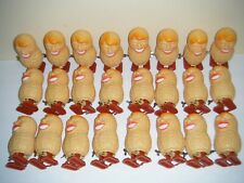 JIMMY CARTER Walking Peanut Wind Up Toys LOT OF 24 (AS-IS)