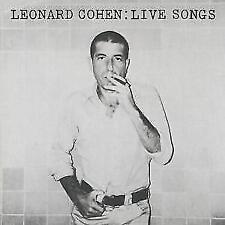 Leonard Cohen: Live Songs von Leonard Cohen (2017)