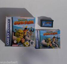"Nintendo Game Boy Advance - "" SHREK - Super Slam """
