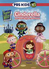 Super Why: Cinderella & Other Fairytale Adventures