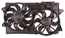 Ford Mustang FM Dual Radiator Thermo Fan Assembly 2014 on 2.3L Turbo Petrol only