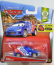 DISNEY PIXAR CARS WORLD OF CARS WGP RAOUL CAROULE