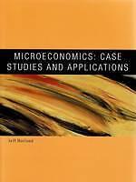 Microeconomics: case studies and applications