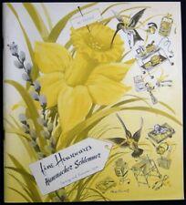 1952 Hammacher Schlemmer New York Mid Century Modern Mcm Housewares Catalog