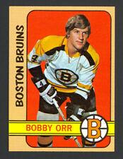 Bobby Orr 1972-73 Topps #100 - Boston Bruins - NM-MT+