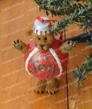 Joy Plump, Waddle (Boyds Bears by Enesco, 4016677) Christmas Ornament