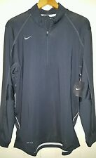 Nike Dri-Fit 1/2 Zip Pullover BaseLayer: Small (NWT) 361048-214
