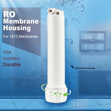 MS® 1812 Quick Connect Standard RO Reverse Osmosis Membrane Filter Housing FDA