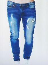 👖 jeans homme Neuf Hopenlife JALADY taille 40  couleur bleu slim