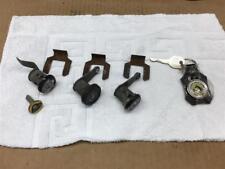 Lotus Elan M100 Lock Set - Lotus Elan M100 Door Locks + Boot Lock + Key