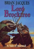 A tale of Redwall: Lord Brocktree by Brian Jacques (Hardback) Quality guaranteed