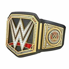 WWE Title Belt World Heavyweight Championship Replica Adult Wear Metal Plates