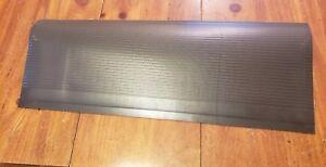 """RCR 24"""" Brown Vinyl Stair Tread VST2406"""