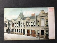 Vintage Real Photo Postcard #TP1034: Municipal Buildings Boston, Lincs
