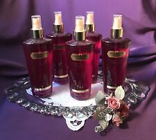 ~Rare! Set of 5 ~ Victoria's Secret ~ Passionate Kisses ~ Fragrance Mists~