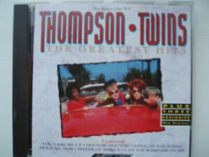 Thompson Twins - The Greatest Hits CD Highly Rated eBay Seller Great Prices