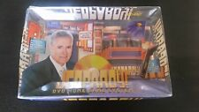 Jeopardy DVD Home Game System -Complete, NEW- Game Show Wireless Buzzers