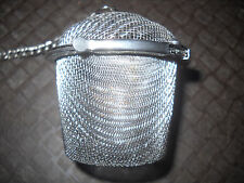 Hop Ball Strainer Stainless Steel  FREE SHIPPING