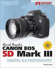 USED (VG) David Busch's Canon EOS 5D Mark III Guide to Digital SLR Photography (