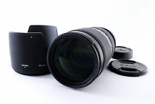 Ex+ Clear lens Sigma EX 70-200mm f/2.8 II APO DG Macro HSM for Canon from Japan