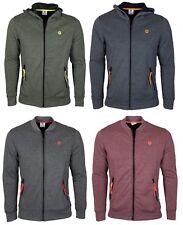 Jack & Jones  Men's Zip Up Hoodies Sweat Jacket All Sizes XS to XL