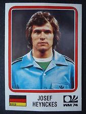 PANINI 75 Josef Heynckes Germania Wm 74 World Cup Story