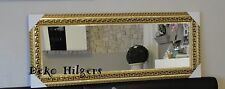 Spiegel Groß Wandspiegel Barock Art Medusa Badspiegel Dekoration Deko 130X50 GG
