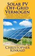USED (LN) Solar PV Off-Grid Vermogen: Hoe Bouw je Solar PV-Energie Systemen voor