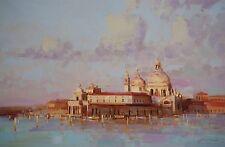 Santa Maria Della Salute, Venice Original Oil painting, Handmade,One of a kind,